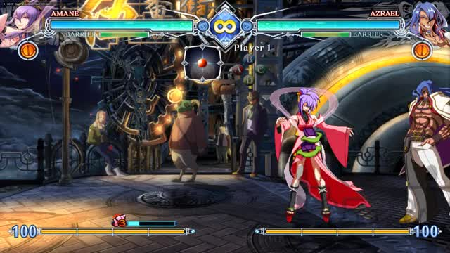 Watch and share Amane Lvl3 5D JD JD Chip Damage Demonstration GIFs on Gfycat