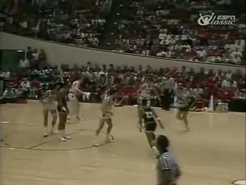 Watch Bobby Knight throws a chair (High Quality) GIF on Gfycat. Discover more Jean-Sebastien Blondel, Sports, basketball, bobby, chair, foul, high, hoosiers, indiana, knight, ncaa, quality, referee, technical, throw, university GIFs on Gfycat