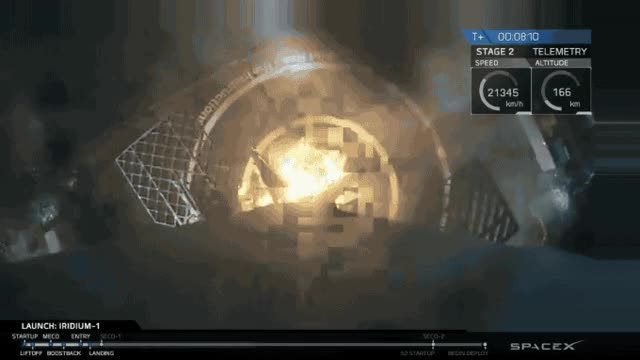 Watch spacex landing GIF on Gfycat. Discover more related GIFs on Gfycat