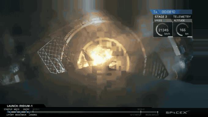 spacex landing GIFs