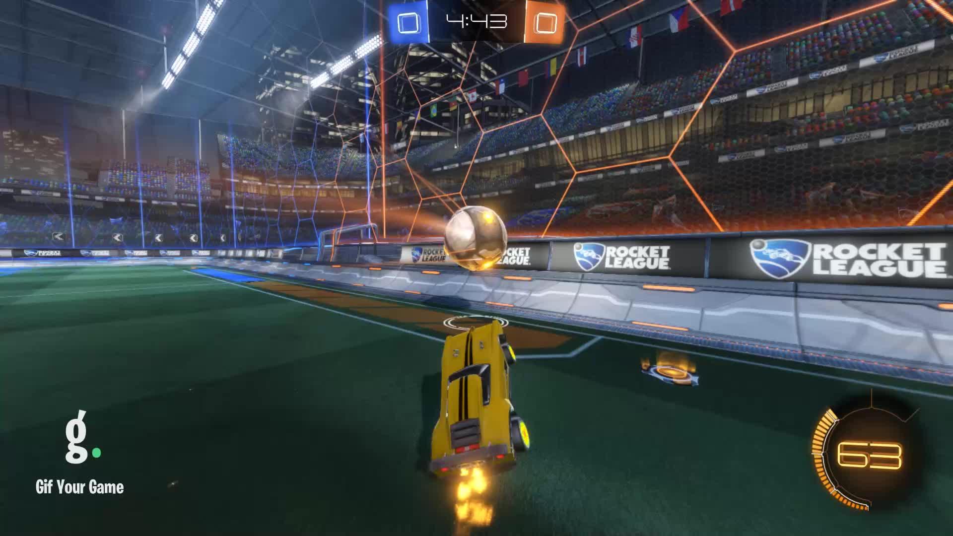 Gif Your Game, GifYourGame, Rocket League, RocketLeague, VEX Nexus, Goal 1: VEX Nexus GIFs