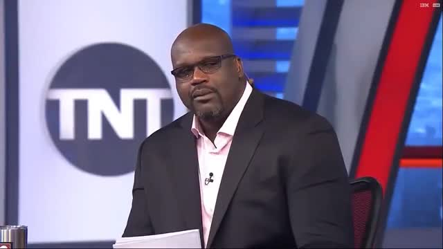 Inside The NBA: Shaq and Chuck laugh at the roast of Derrick Rose and Jae Crowder