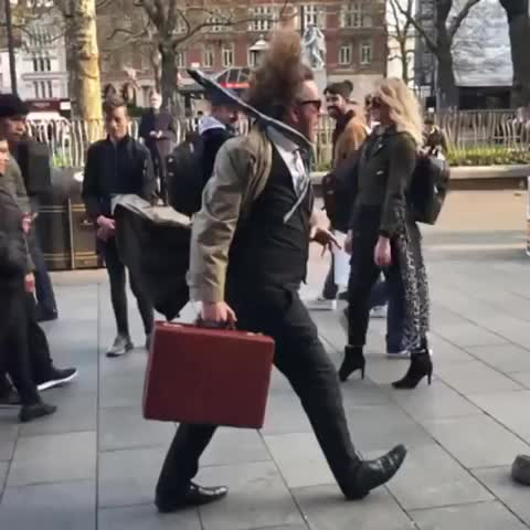Watch and share Street Performer GIFs and Awesome GIFs by timmy6169 on Gfycat