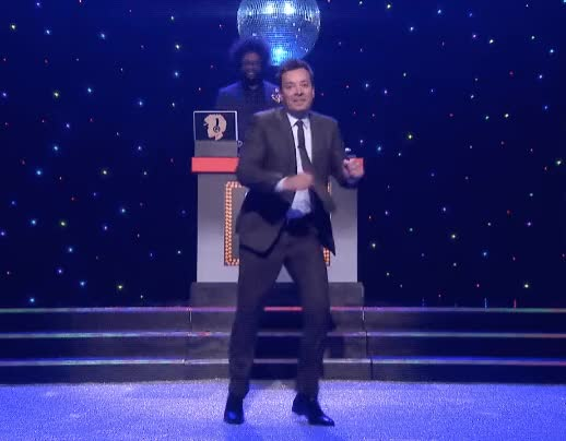 Watch this curated GIF by The GIF Smith (@sannahparker) on Gfycat. Discover more dance, dancing, disco, jimmy fallon, party, the tonight show GIFs on Gfycat