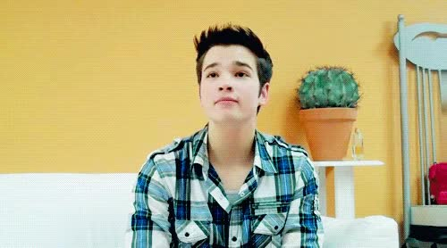 Watch and share Nathan Kress GIFs on Gfycat