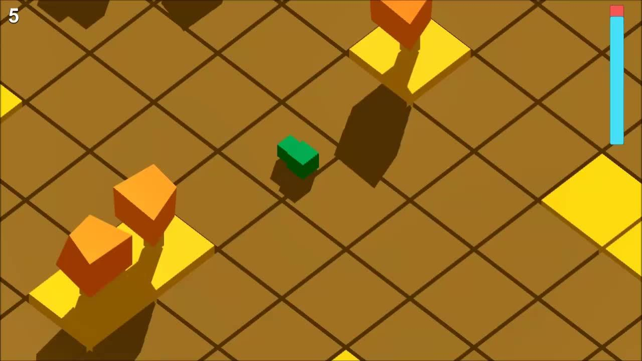 indiegaming, proceduralgeneration, unity3d, Procedural Generator - In Action During Gameplay - Alpha Build GIFs