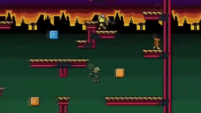 Watch and share Duck Game Trailer | Adult Swim Games | Adult Swim GIFs by chrisbaker1337 on Gfycat