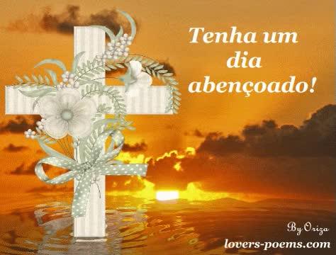 Watch and share Bom Dia Efeito Agua Abencoado GIFs on Gfycat