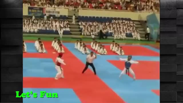 Watch and share Funniest Taekwondo GIFs and Funny GIFs by phl homemade on Gfycat
