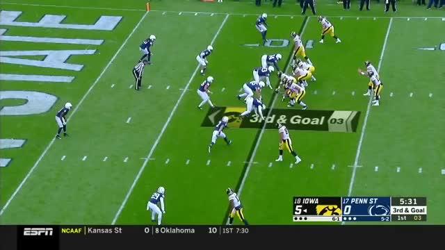 Watch and share Iowa Offensive Line GIFs and Dalton Ferguson GIFs on Gfycat