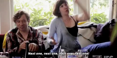 Watch and share Carrie Brownstein GIFs and Fred Armisen GIFs on Gfycat