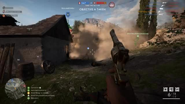 Watch Battlefield 1 2018.12.08 - 22.43.10.25.DVR GIF by @ybjuarim on Gfycat. Discover more battlefield1 GIFs on Gfycat