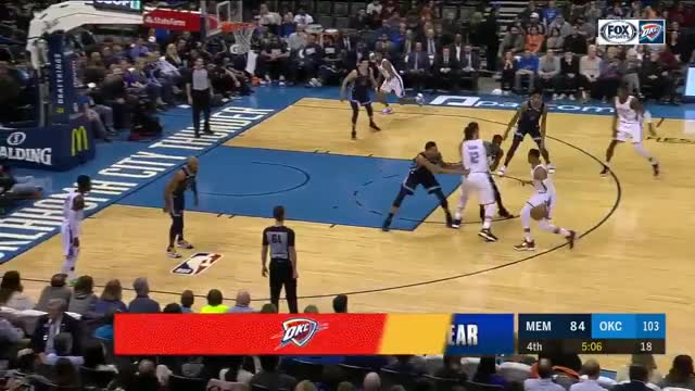 Watch NCgwue2hCF21BHIc Trim GIF by @upthedailythunder on Gfycat. Discover more Memphis Grizzlies, Oklahoma City Thunder, basketball GIFs on Gfycat