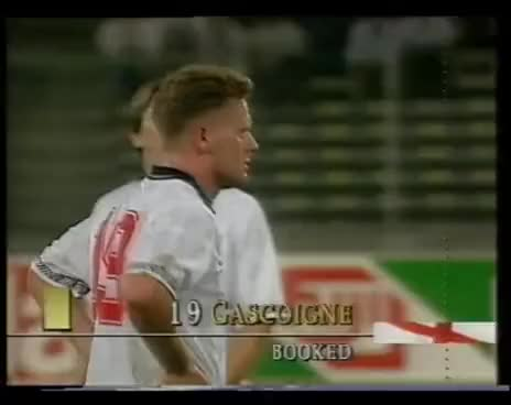 Watch and share Italia 90 Gascoignes Glory GIFs on Gfycat