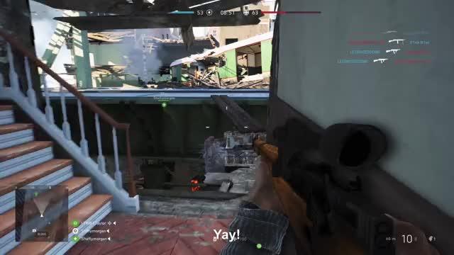 Watch Double Headshot GIF by Xbox DVR (@xboxdvr) on Gfycat. Discover more BattlefieldV, Shiftymorgan, xbox, xbox dvr, xbox one GIFs on Gfycat