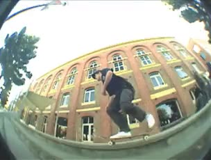 Watch and share Skateboarding Gif GIFs and Wallie One Foot GIFs on Gfycat