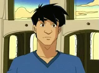 Watch and share Respect Jackie Chan! (Jackie Chan Adventures) (reddit) GIFs by freestylekneepad on Gfycat