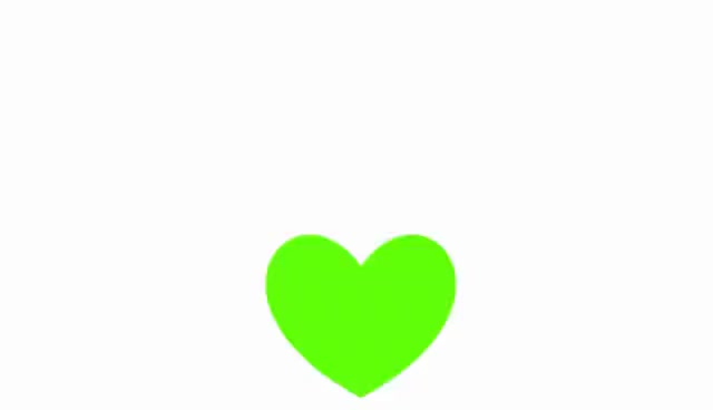 Watch and share Heart Transition Green Screen GIFs on Gfycat