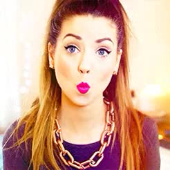 Watch and share Favorite Person GIFs and Zoe Sugg GIFs on Gfycat