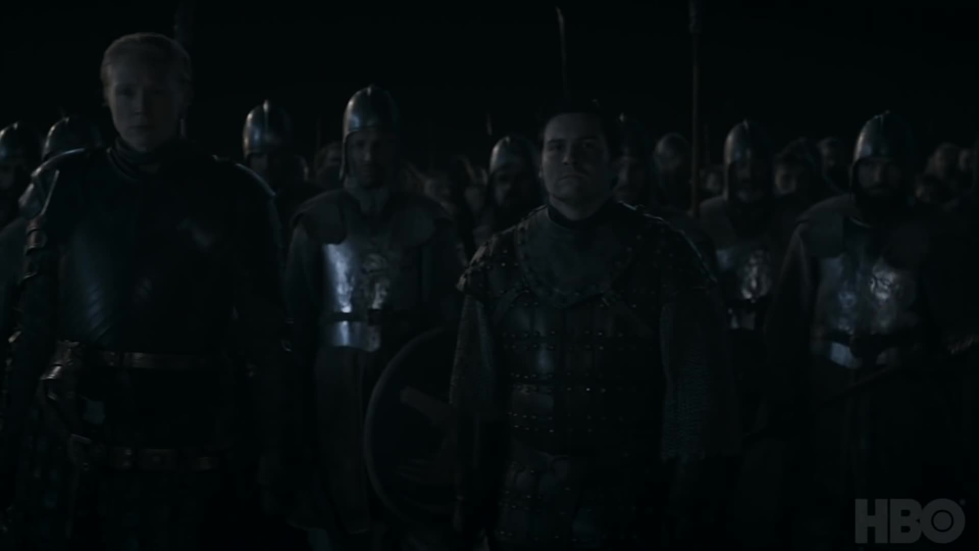 game of thrones, gameofthrones, hbo, night king, season 8, television, white walker, Night King Winterfell Game of Thrones GIFs