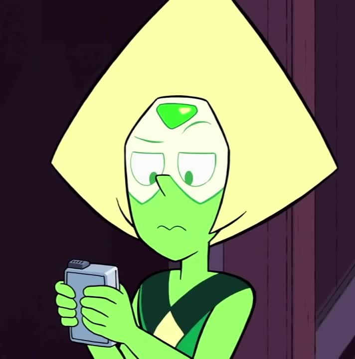 bored, boring, cartoon, ignore, impressed, irony, mobile, network, not, ok, peridot, phone, seriously, steven, text, texting, thanks, universe, whatever, wow, Wow, Thanks! GIFs