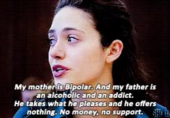 Watch and share Emmy Rossum *shameless Gif GIFs on Gfycat