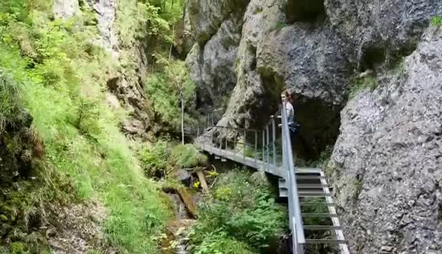 Watch and share Janosikove Diery, Terchova [Slovakia] 4k GIFs on Gfycat