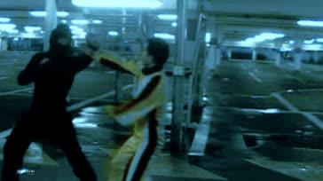 43 Request of Dragon - short film by Tony Nguyen SF en mode Bruce Lee GIFs