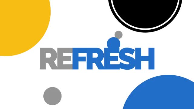 Watch and share Copy Of Refresh Logo Animation GIFs on Gfycat