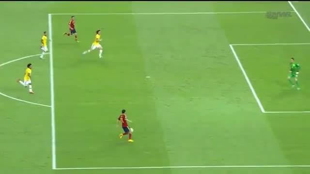 Watch and share David Luiz Unbelievable Goal Line Clearance GIFs on Gfycat