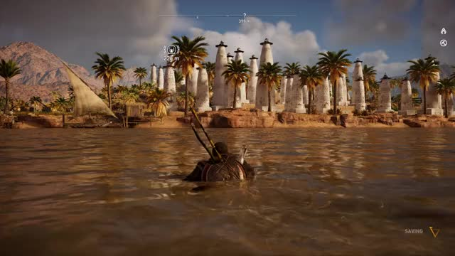 Watch and share Assassin's Creed Origins 26.NOV.2017 - 19.42.31.04.DVR GIFs on Gfycat