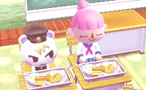 Watch and share My Gif Gif Acnl Happy Home Designer Ac Hhd Ssshhhhddfjhhj Crie GIFs on Gfycat