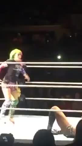 Watch and share Prowrestling Fancam GIFs and Wrestling GIFs on Gfycat