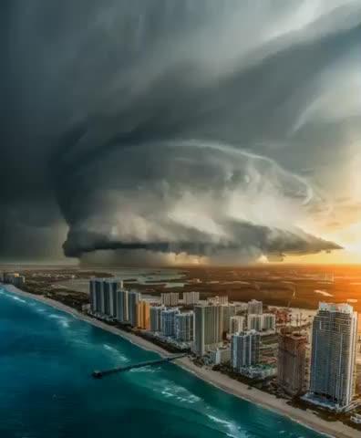 brent shavnore artist, florida miami, Miami,Florida by Brent shavnore GIFs