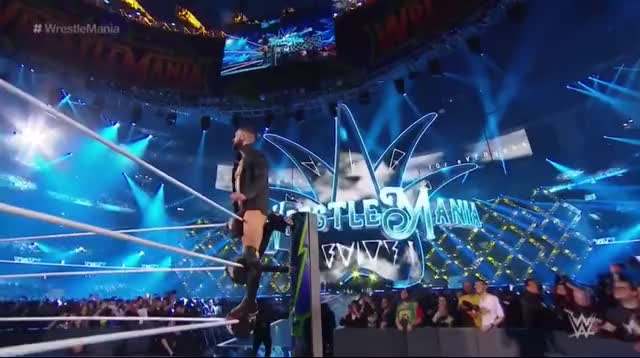 Watch and share Finn Bálor GIFs and Wwe GIFs by dan6erous on Gfycat