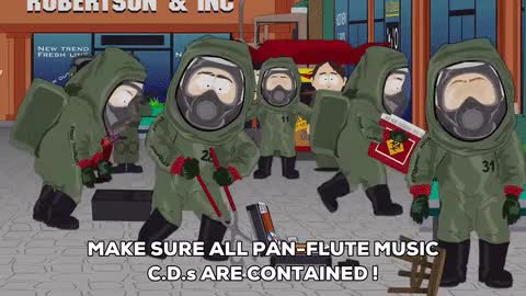 Watch Hazmat Suits GIF on Gfycat. Discover more related GIFs on Gfycat