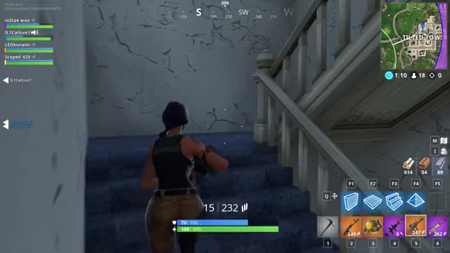 Watch Check out my video! Fortnite | Captured by Overwolf GIF by Overwolf (@overwolf) on Gfycat. Discover more Death, Fortnite, Gaming, Knockedout, Overwolf, Top 10 GIFs on Gfycat