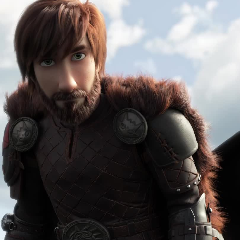 grin, hiccup, hiccup horrendous haddock iii, how to train your dragon, how to train your dragon the hidden world, httyd, httyd3, smile, Hiccup Smile GIFs