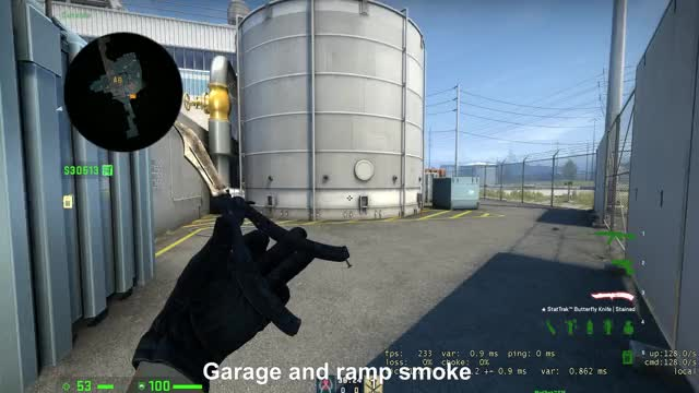 Watch and share Nuke - Garage And Ramp Smoke GIFs by Jacco on Gfycat