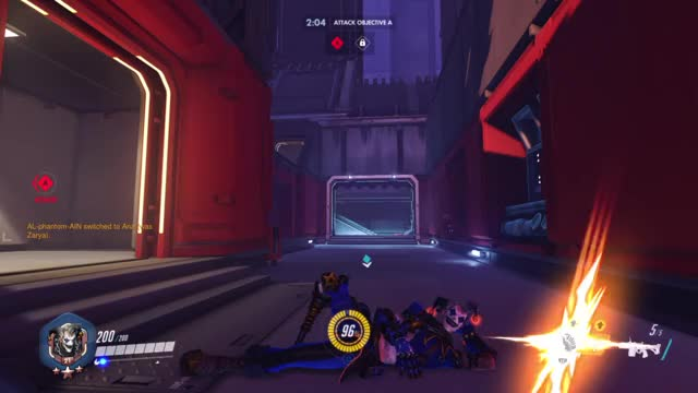 Watch The Best Way To Deal With Tracer... GIF on Gfycat. Discover more Overwatch, randomactsofgaming GIFs on Gfycat