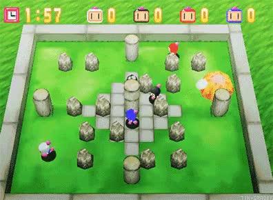 Bomberman Nintendo
