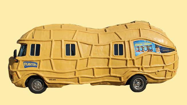 transportation, truck, trucks, peanut truck GIFs