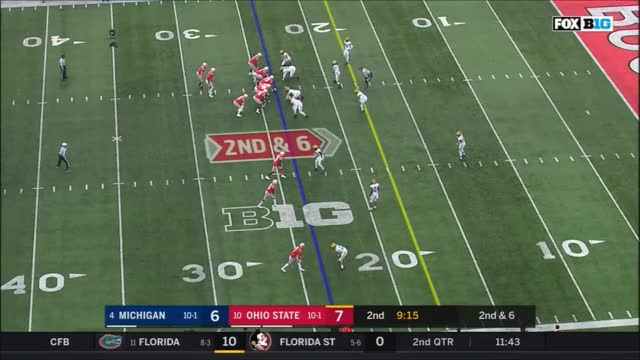 Watch 2018 - Michigan Wolverines at Ohio State Buckeyes in 50 Minutes GIF on Gfycat. Discover more Sports, football, rtsportsuploads GIFs on Gfycat