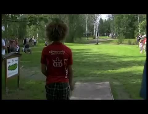 Watch Disc Golf Fro Ace GIF on Gfycat. Discover more disc golf GIFs on Gfycat