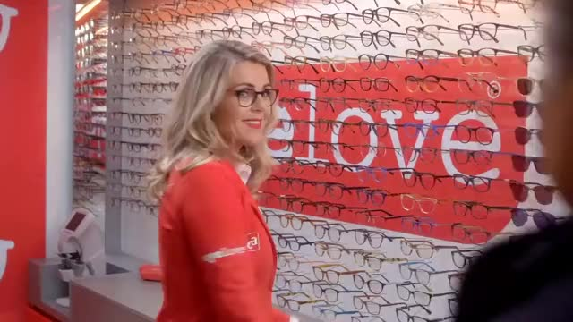 Watch and share Eyelove Brillen Commercial GIFs on Gfycat