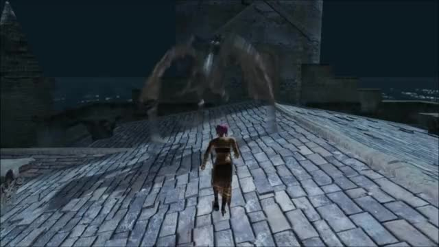 Watch and share Parry Gargoyles GIFs by kelsier21 on Gfycat