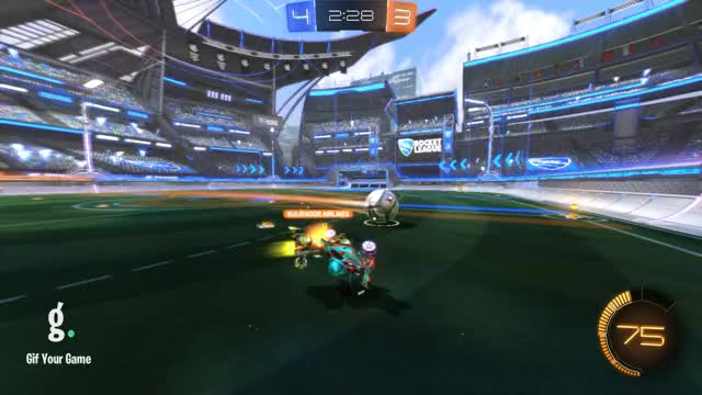 Watch Goal 8: Kuliyador Airlines GIF by Gif Your Game (@gifyourgame) on Gfycat. Discover more Gif Your Game, GifYourGame, Goal, Hutzor, Rocket League, RocketLeague GIFs on Gfycat