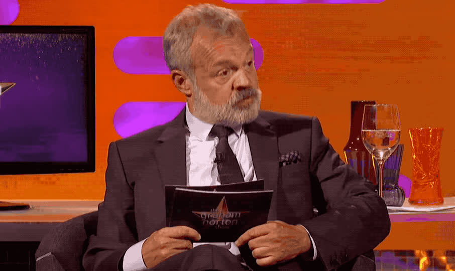 absolutely, agree, aha, definitely, graham, nod, nodding, norton, right, show, sure, totally, with, yap, yep, yes, you, Graham Norton agrees with you GIFs