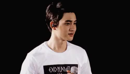 Watch and share Kyungsoo GIFs and Beau GIFs on Gfycat