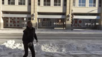 Watch and share Hot Coffee In The -30 Temps Of Minnesota GIFs on Gfycat